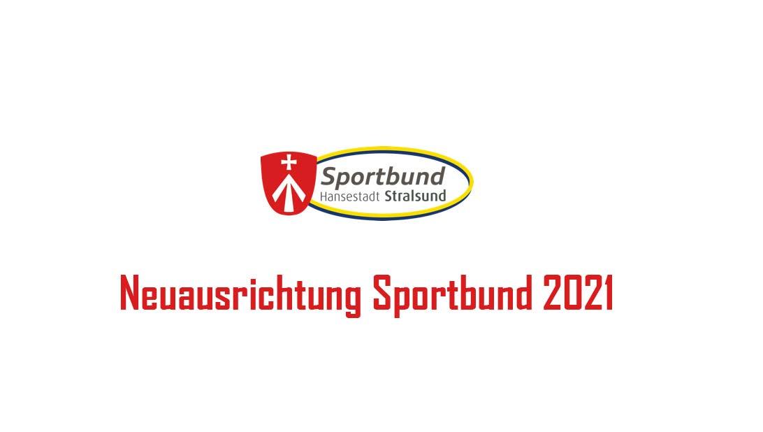 Neuausrichtung Sportbund 2021